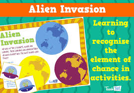 alien invasion fun printable classroom games and activities