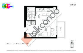 Church Floor Plans by 365 Church Condos Talkcondo