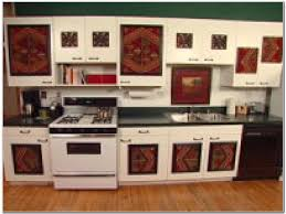 Kitchen Refacing Ideas Kitchen Cabinets Brown Kitchen Cabinet Refacing With Black
