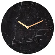Luxury Modern Marble Wall Clock Contemporary Wall Clocks By - Modern designer wall clocks