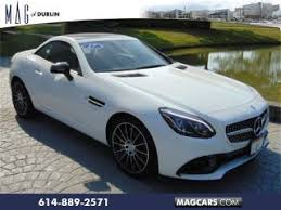 mercedes of columbus used mercedes slc class for sale in columbus oh edmunds