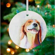 beagle ornament wayfair