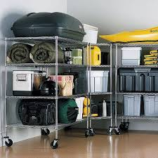 Shelves On Wheels by 38 Best Garage U0026 Storage Shed Organization Images On Pinterest