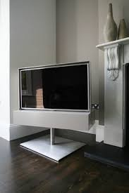 Contemporary Living Room Cabinets Rotating Tv Cabinet Contemporary Living Room London By