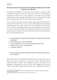 A Good Introduction For An Essay Example Write My Music Dissertation Conclusion