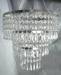 Plastic Chandelier Plastic Chandelier Crystals Acrylic Chandeliers In
