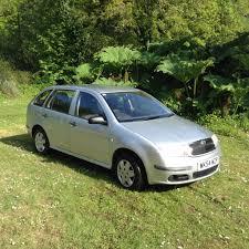 skoda fabia silver estate 2004 1 2 classic 12v htp petrol in