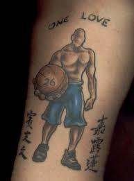 allen iverson u0027s tattoos