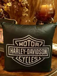 harley davidson throw pillow home decor pinterest harley