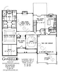 how to a house plan blakeford house plan house plans by garrell associates inc