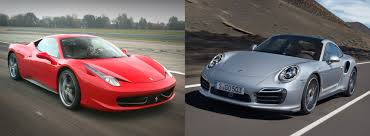 Ferrari 458 Turbo - ferrari 458 italia or porsche 911 fiat group u0027s world