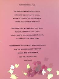 asking of honor poem custom asking bridesmaid of honor bridesmaid poem