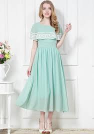 light green dress with sleeves light green plain short sleeve chiffon maxi dress dresses
