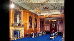 Palace Interior by Interiors Of The English Royal Palaces Youtube
