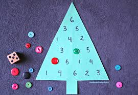 fun math games with christmas trees the educators u0027 spin on it