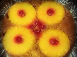 pineapple upside down cake eggless next time i will double the