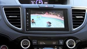 How Much Does A Honda Crv Cost 2015 Honda Cr V Hdmi Input Youtube