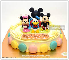 3d cake jnf patisserie mickey clubhouse 3d cake for any