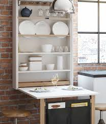 wandregal küche wandregal und esstisch zugleich ewe klapptisch furniture