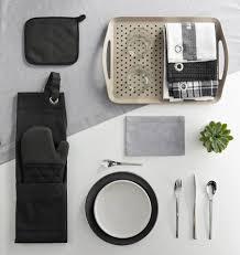 torchon de cuisine design de la table design torchon de cuisine à motifs en coton