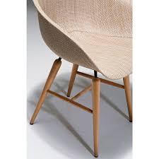 Esszimmerstuhl Jinte Stuhl Mit Armlehne Forum Wood Natural Kare Design