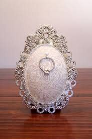 shabby chic dish ring holder images 64 best creative wedding ring holders pillows ideas jpg