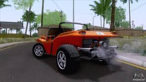 jeep wrangler beach buggy volkswagen dune buggy 1975 for gta san andreas