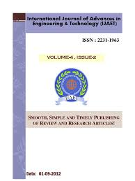 ijaet volume 4 issue 2 proton exchange membrane fuel cell fuel