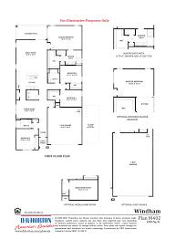 dr horton floor plan windham rancho cabrillo peoria arizona d r horton