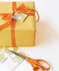 How To Wrap Wedding Gifts - creative gift wrapping ideas real simple