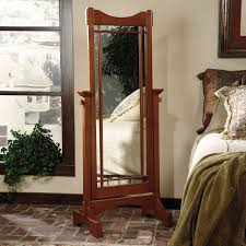 Antique Mission Style Bedroom Furniture Mission Style Oak Cheval Mirror Sturbridge Yankee Workshop