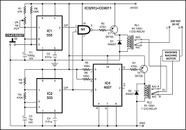 washing machine motor controller project available