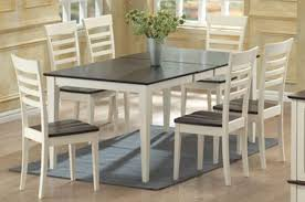white dining room furniture sets magnificent white dining room furniture sets 7 rustic modern design