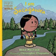 i am sacagawea by brad meltzer penguin books australia