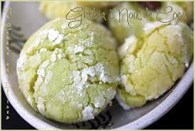 la cuisine de djouza ghribia ou ghribiya noix de coco recettes faciles recettes