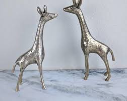 antique giraffe ring holder images Giraffe statue etsy jpg