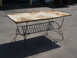 Courtyard Creations Patio Furniture by Patio 47 Metal Patio Table With Amazon Com Courtyard