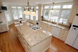 types of kitchen islands marble top kitchen island types home ideas collection using