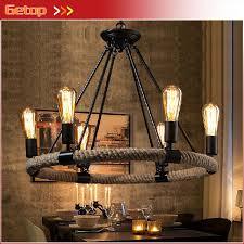 Rustic Ceiling Lights Best Price Industrial Rustic Steunk Metal Pipe L Vintage