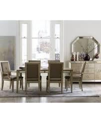 ailey 7 piece dining room furniture set furniture macy u0027s