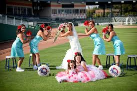 baseball themed wedding tbdress baseball wedding theme