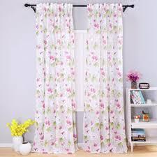 Discount Kitchen Curtains Online Get Cheap Girls Bedroom Curtains Aliexpress Com Alibaba