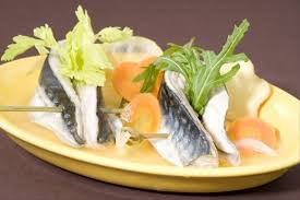 cuisiner le maquereau recette de maquereau mariné au vin blanc facile et rapide