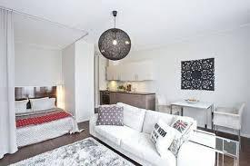 wohnung gestalten einzimmerwohnung einrichten tolle und praktische
