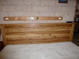 Building A Headboard Mesmerizing How To Make A King Size Headboard Ideas Pictures