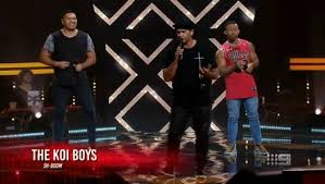 watch the the koi boys sh boom the voice australia