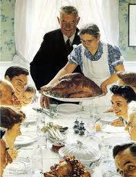 family thanksgiving traditions rockwell u0027s thanksgiving parodies