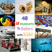 Best Children S Stores Los Angeles 40 La Museums To Explore With Kids From Zimmer Children U0027s Museum