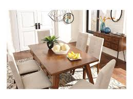 ashley dining room tables signature design by ashley centiar rectangular dining room table