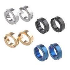 clip on earrings for men chic mint green gold opal chandelier bohemian earrings